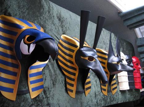 Egyptian Gods.