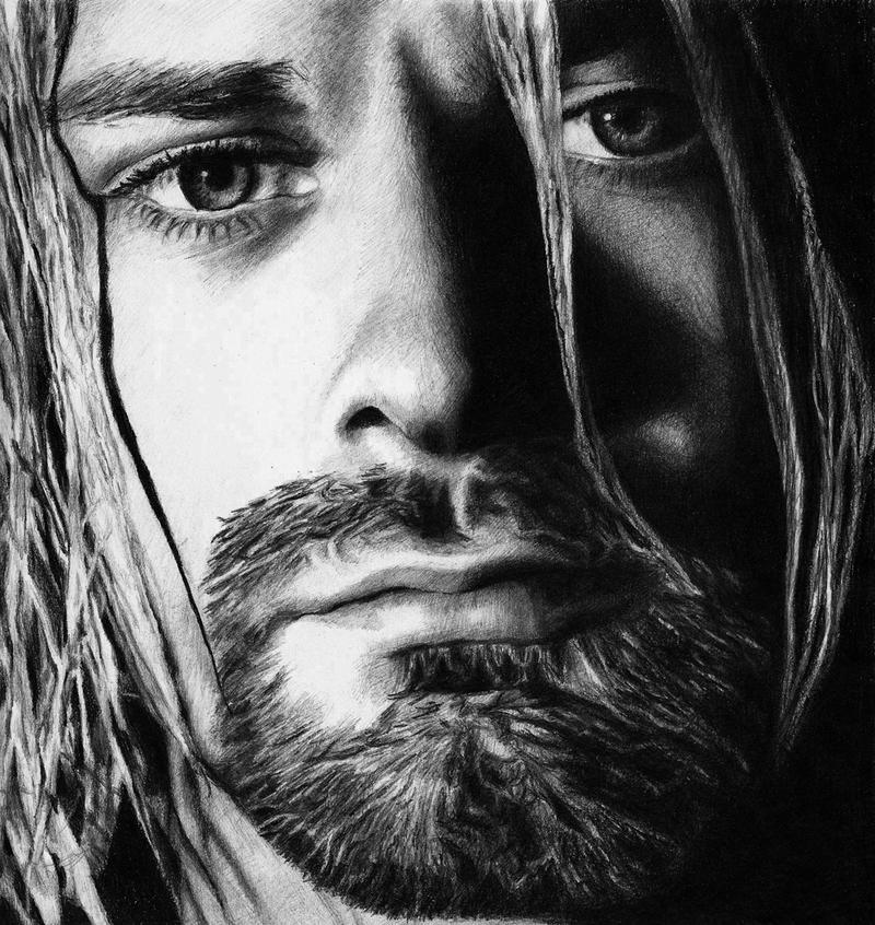 Curt Cobain - Photo Set