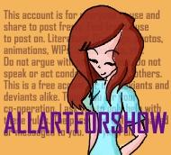AllArtForShow Icon by Cryingpelt