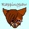Rappingpaw in Pixel by Cryingpelt