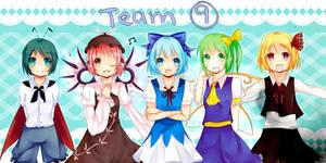 Team 9 by Asacream