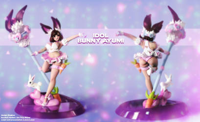 Bunny Ayumi Figure