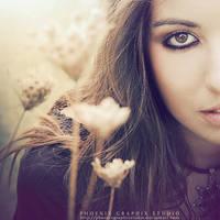 scent of dried flowers... by phoenixgraphixstudio