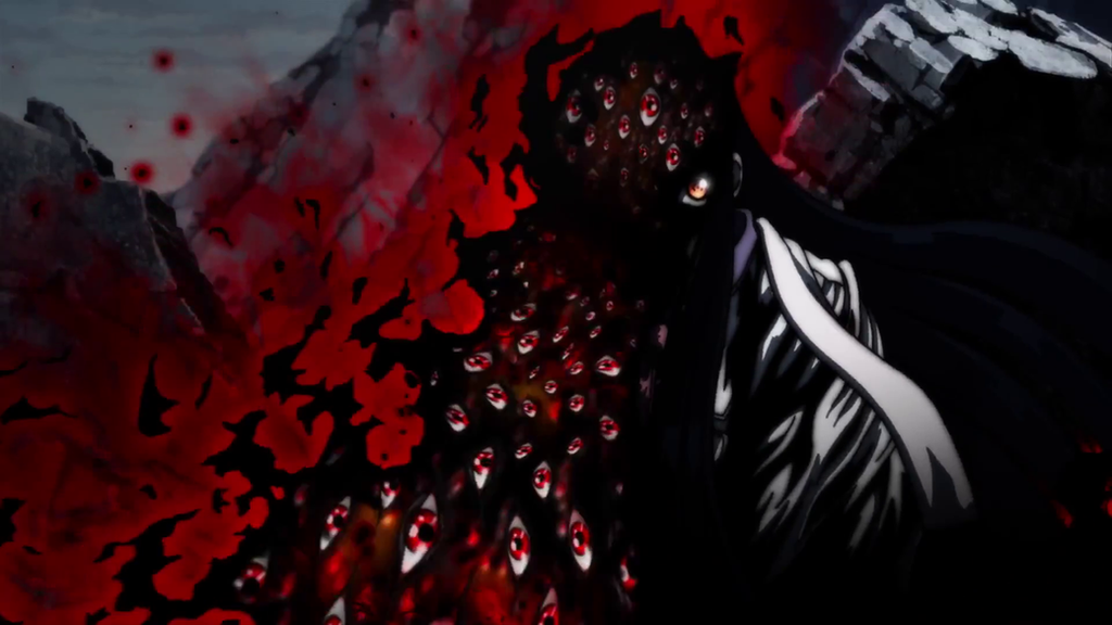 Alucard unleashes terror on Death Battle! by MadnessAbe on ...  Alucard