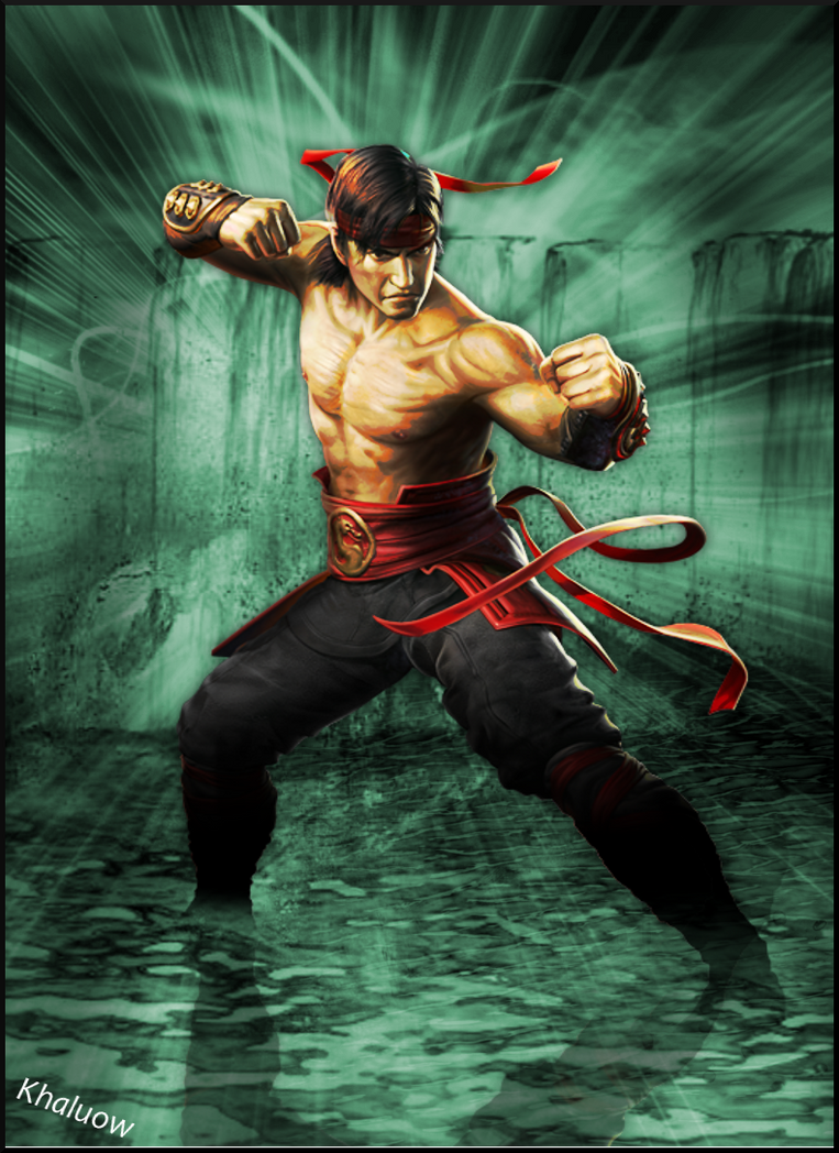 Liu Kang Tests His Might In Death Battle By Madnessabe On Deviantart