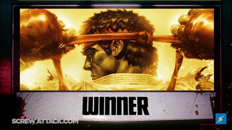 Ryu Victory by MadnessAbe