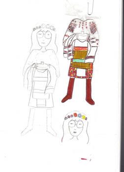 Ukrainian Daria first draft