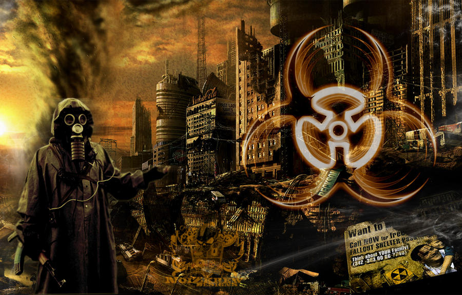 Nuclear Fallout by noizkrew