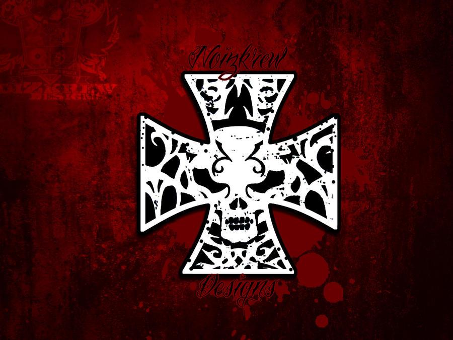 Iron Cross By Noizkrew