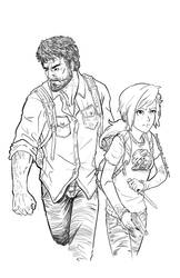 The Last of Us: Joel and Ellie