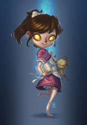 Bioshock's Little Sister