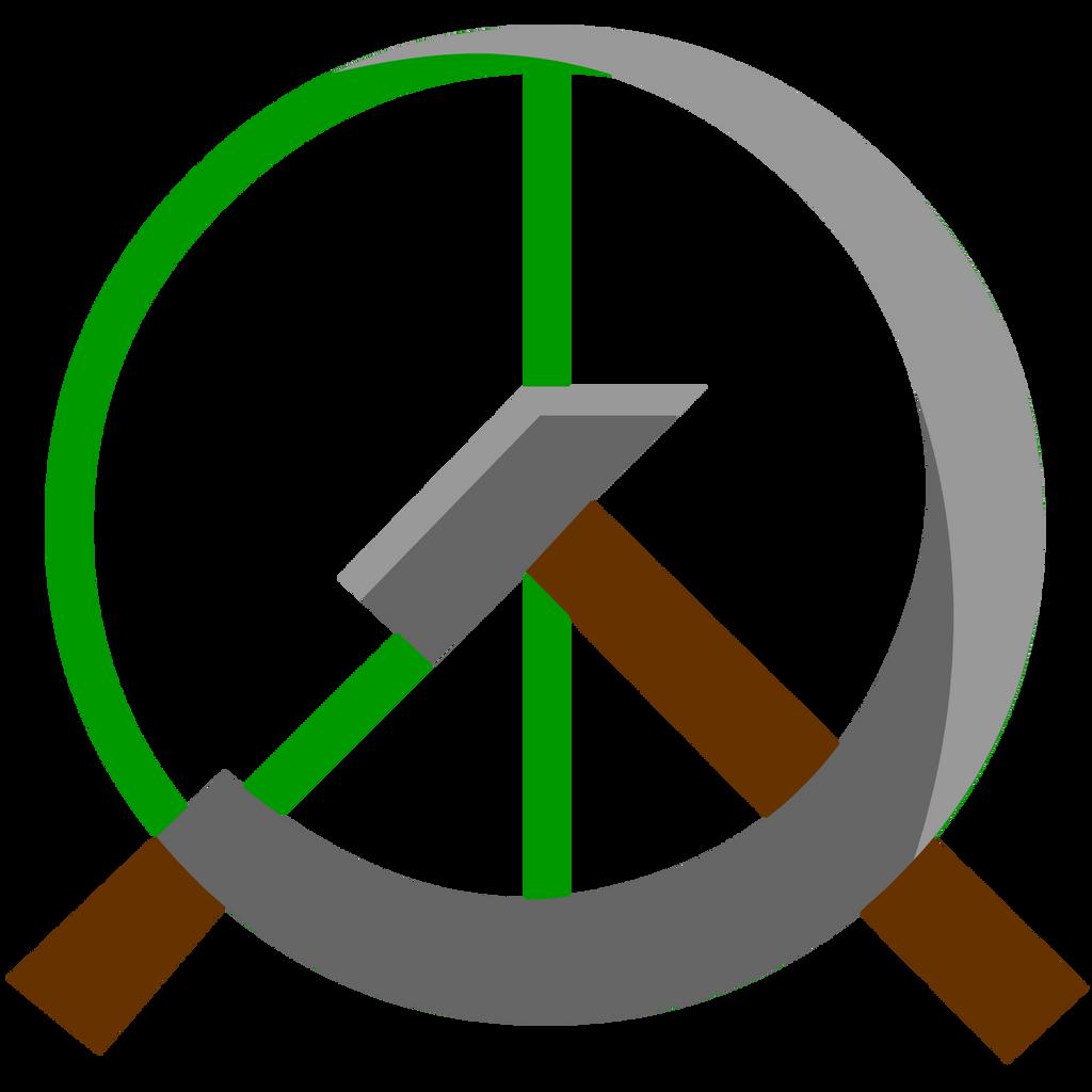 Communist Symbol Star Communist Peace Symbol by