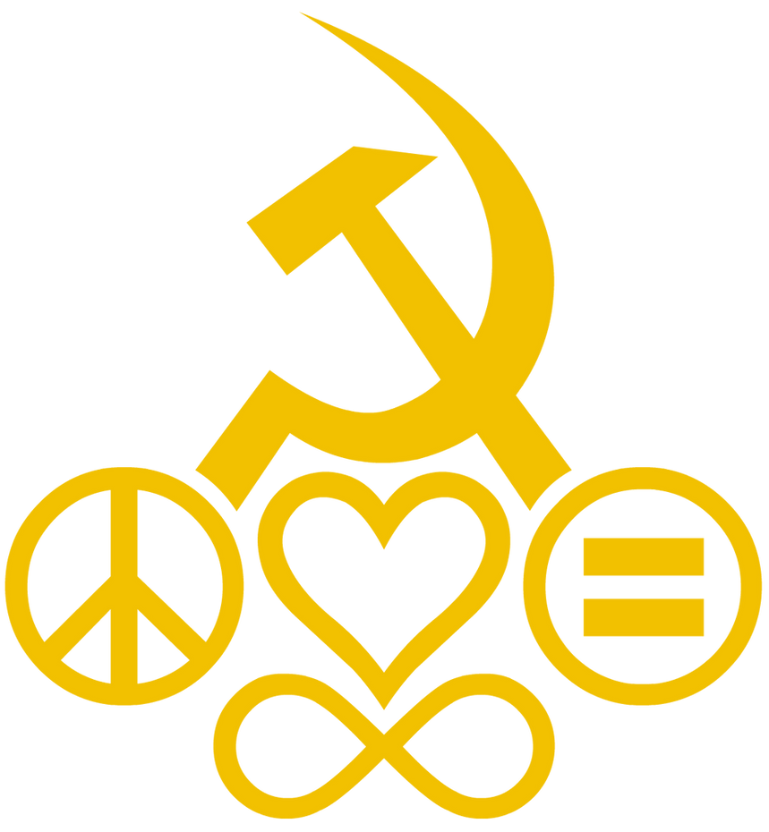 relationship symbols love and peace
