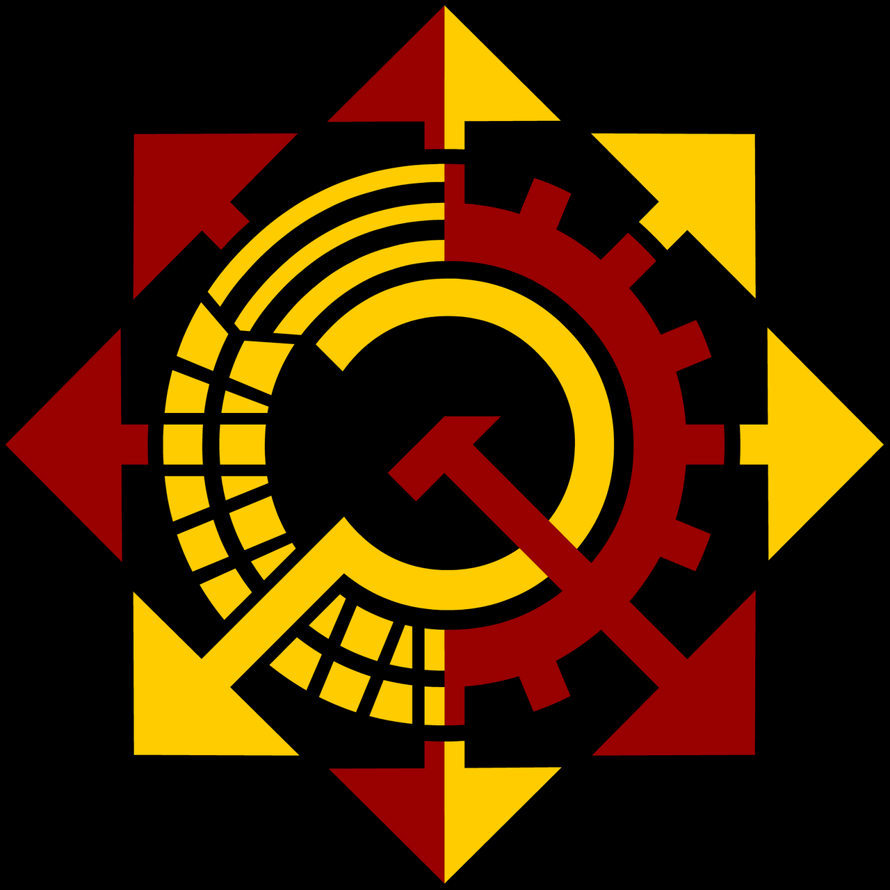 New symbols ideas on communism deviantart party9999999 19 1 alternate communist party of canada design by domain of the public biocorpaavc