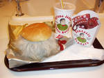 Tribbleburger by Masazaki