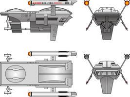 USS Huron by Masazaki
