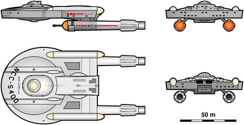 Capella-class Utility Ship