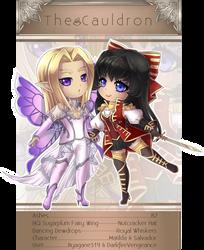 Matilda and Salvador - Stage 1