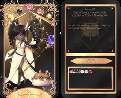 Arionna - Dea's Special Ash