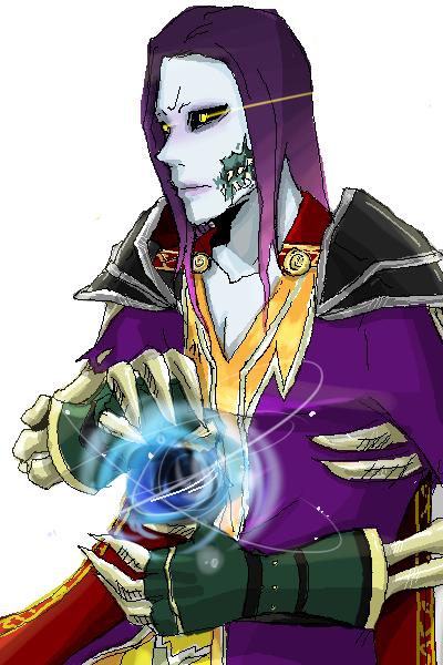 Noob Mage By Joshcorpuz85 Female Druid Witch Sorceress: Frost Mage By Cadavirus On DeviantART