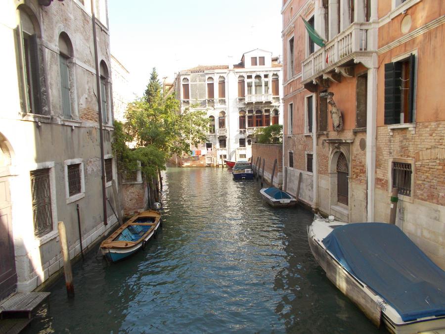 Water Way 2 ~ Venice by Ungatt