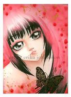 I dream of butterflies by Erikor