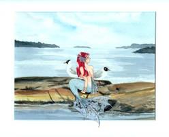Mermaid by Erikor