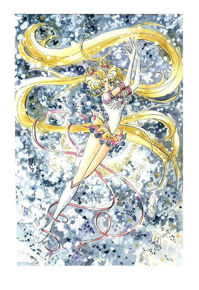 Eternal Sailor Moon by Erikor
