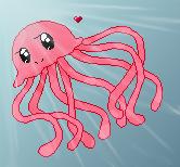 .:Gift 4 - Jelly Fish:. by Eternal-Angel-Kairi