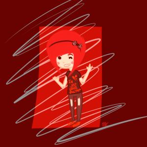 Cherry Soda by zeniek