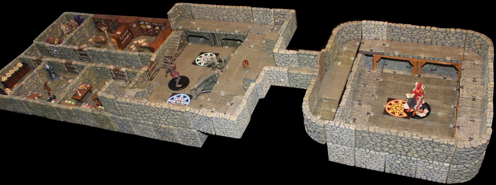 Academy of Secrets Belzeragna angle 3 by MrVergee