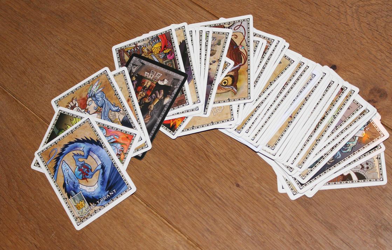 Harrow cards reveal the Tyrant by MrVergee