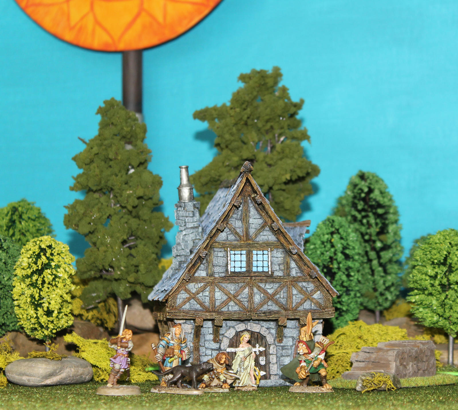 Pathfinder The Harrowing Rabbit Prince by MrVergee