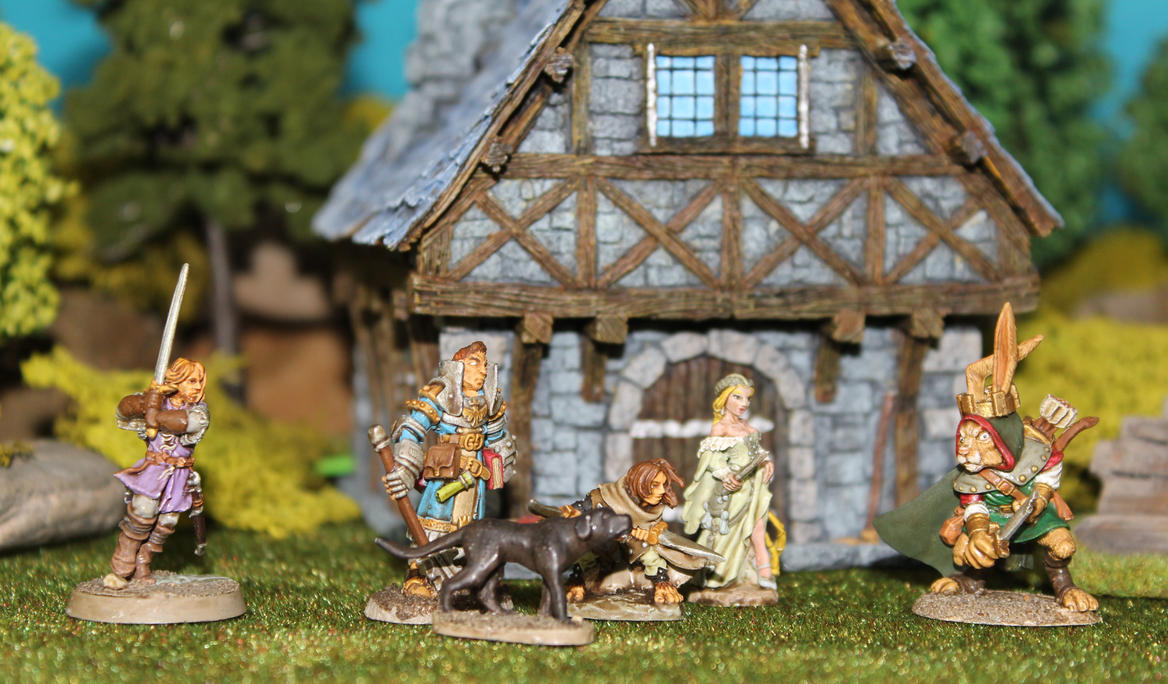 Pathfinder The Harrowing Rabbit Prince 2 by MrVergee