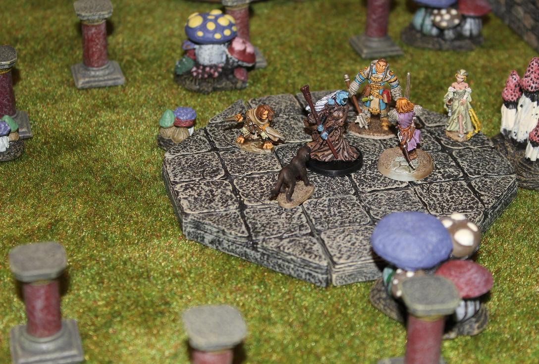 Pathfinder Harrowing Prophet's Garden Mute Hag by MrVergee