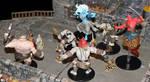 Pathfinder Harrowing Courtyard Fight is joined