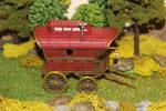 Ezmeralda's wagon Dungeons and Dragons conversion