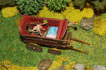 Ezmeralda's wagon Dungeons and Dragons converion 4