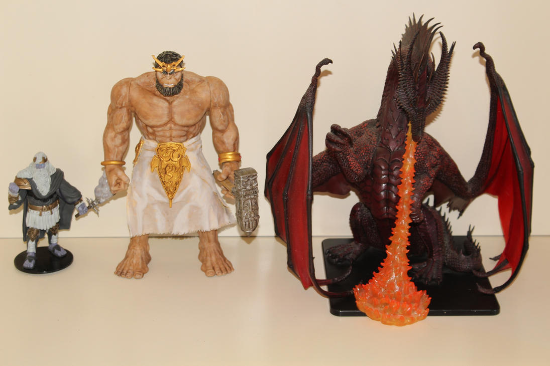 Hulk titan size comparison by MrVergee
