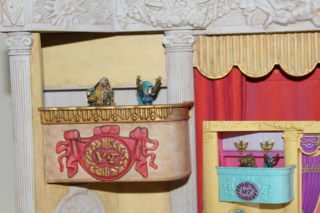 Bluebird Magical Theatre conversion 09 by MrVergee