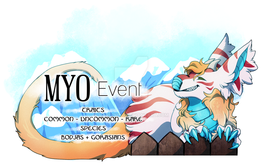 Bodja + Gorasian MYO Event by Maro-King