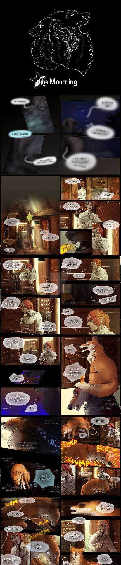Renovatio Chapter 2: Mourning by Maro-King