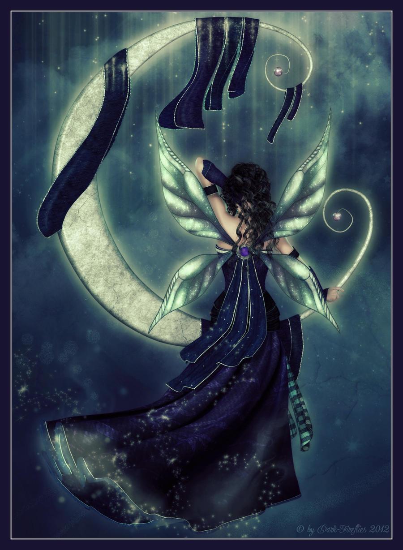 MoonFairy Dust by Dark-Fireflies