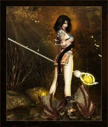 Turmalin's Dragon by Dark-Fireflies