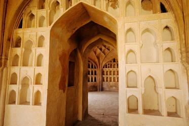 Golconda Fort, Hyderabad 1 by ezeemac