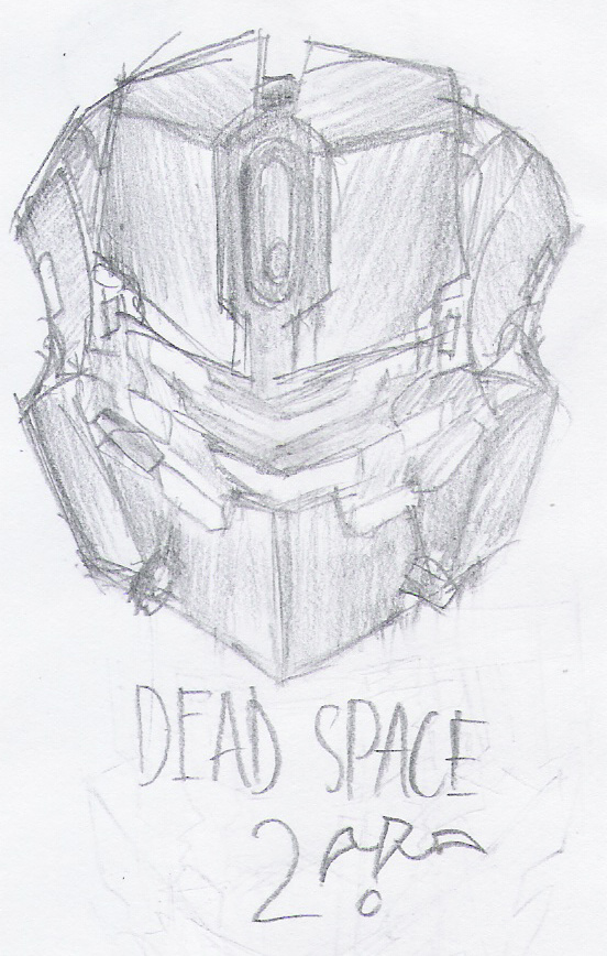 dead space 2 thingy by iLiekTomatoes