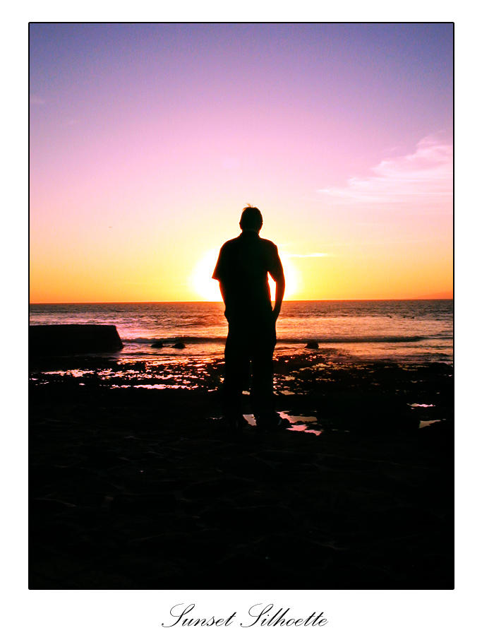 Sunset Silloette reborn by ac-dc