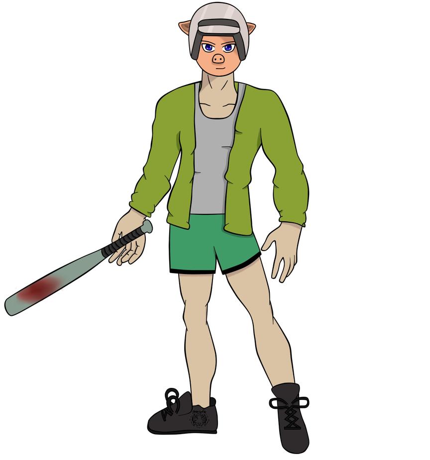 Gta 5 Anime Characters : I am wildcat gta character by animemineus on deviantart
