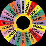Wheel of Fortune - Season 21 Intro Layout