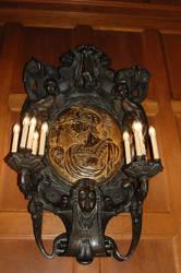 Lamp by BeltaneFireStock